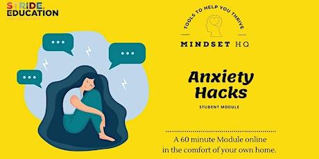 Anxiety Hacks tickets