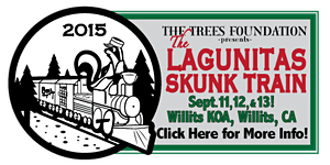 Trees Foundation Presents: The Lagunitas Skunk Train