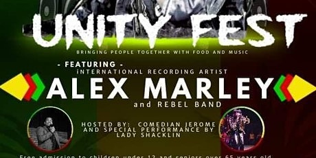 Unity Fest tickets