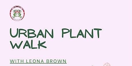 NEIGHBOURHOOD FOOD WEEK: Urban Indigenous Plant Walk tickets