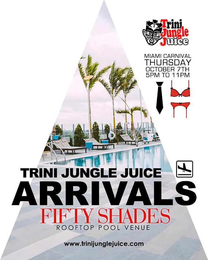 Trini Jungle Juice ARRIVALS Miami Carnival 2021 image