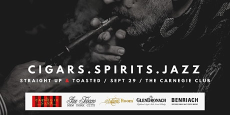 Straight Up & Toasted Feat. Aging Room Cigars & Glendronach/Benriach Scotch tickets
