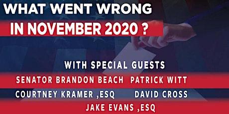 """Gwinnett GOP Breakfast """"Election Integrity"""" Expert Panel tickets"""