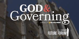 A Conversation on God & Governing