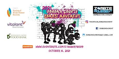 Sonoma County Zombie Movement tickets