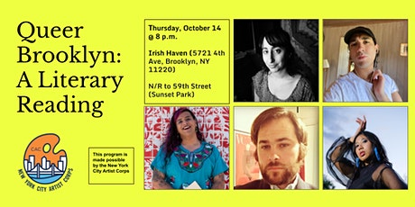 Queer Brooklyn: A Literary Evening tickets