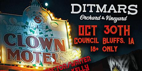 Clown Motel 2 IOWA premiere tickets