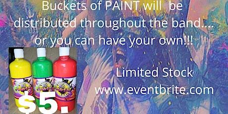 Jouvert Paint Personal tickets