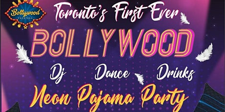 Bollywood DJ Pajama Party tickets