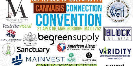 Cannabis Connection Convention- Networking  Event at APEX tickets
