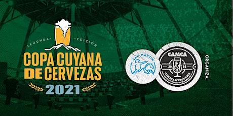 Congreso Copa Cuyana de Cervezas 2021 entradas