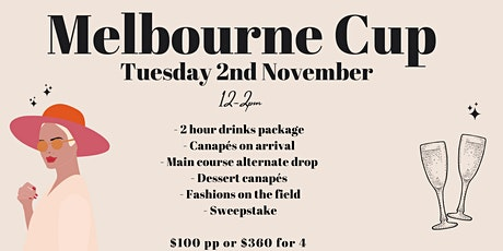 Melbourne Cup at Waterloo Bay Hotel tickets