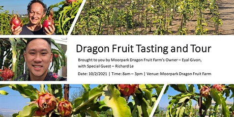 Dragon  Fruit Tasting and Tour at Moorpark Dragon Fruit Farm tickets