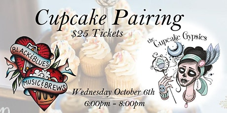 The Cupcake Gypsies/Black and Blues Music and Brews Cupcake Pairing tickets