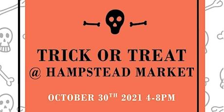 Hampstead Market Halloween Event tickets