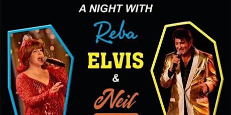 An Evening with Reba, Elvis & Neil tickets