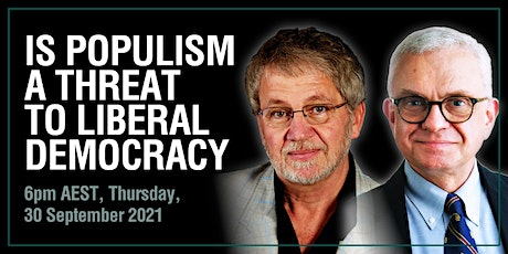 Is Populism A Threat To Liberal Democracy? tickets