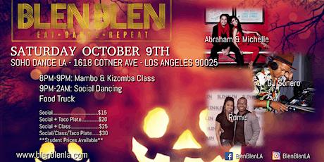Blen Blen October tickets