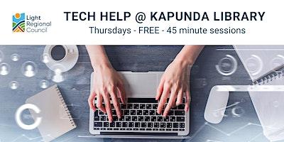 Tech Help @ Kapunda Library