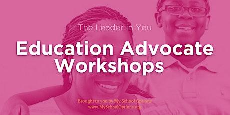 The Leader in You (TLIY) Education Advocate Workshop Fort Wayne tickets