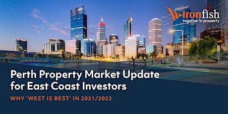 Perth Property Market Update for East Coast Investors - Melbourne CBD tickets