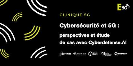 Cybersécurité et 5G : perspectives et étude de cas avec Cyberdefense.AI billets