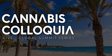 CANNABIS COLLOQUIA - Hemp - Developments In Puerto Rico [ONLINE] tickets