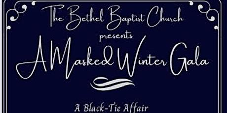 A Masked Winter Gala tickets