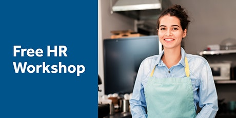 Free HR Workshop: Setting up your Business for Success  2021- Martinborough tickets