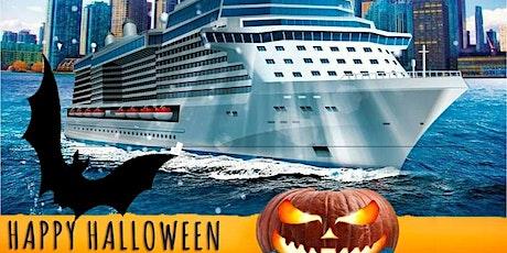 Tdotclub Halloween Day Time Booze Cruise 2021 tickets