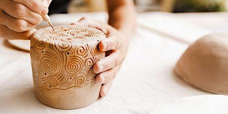 BYOB Build A Bowl and A Mug Workshop (Ceramics) tickets