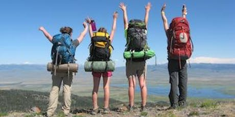 GS Backpacking Interest Group Information Night tickets