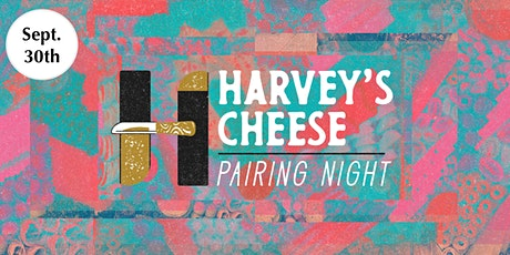 Beer and Cheese Pairing with Harvey's Cheese at Monnik Beer Co. tickets