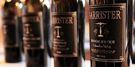 2021 Barrister Wine Dinner tickets