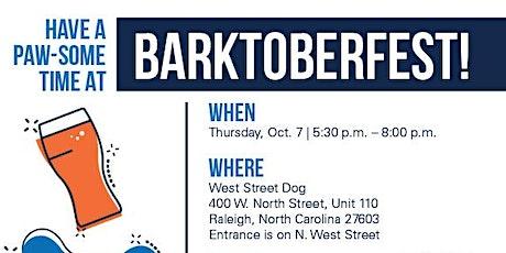 Bark- toberfest! tickets
