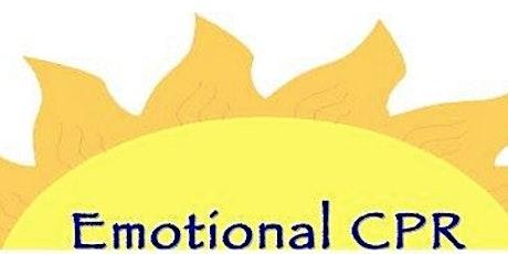 Emotional CPR (eCPR) Online Training tickets