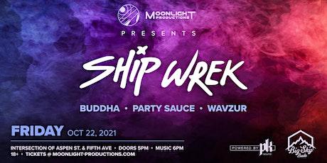 Moonlight Productions presents Ship Wrek tickets
