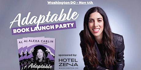 Adaptable Book Launch | Washington D.C. tickets
