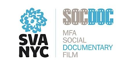 Program 16: School of Visual Arts (SVA) Social Documentary Film Spotlight tickets
