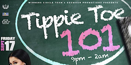 FOREVER FRIDAY'S | TIPPIE TOE 101 tickets