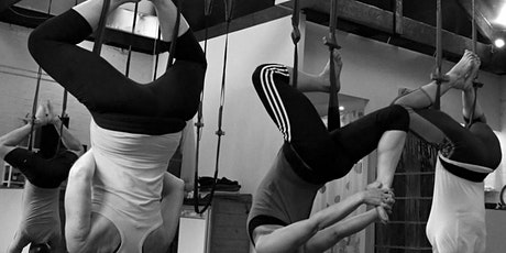 October 2021 6-week safety & Intro to Aerial Yoga Course tickets