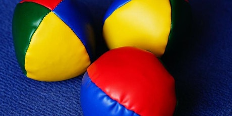 Make-Your-Own Juggling Balls tickets