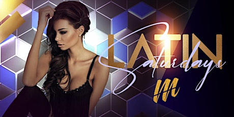 Latin  Saturdays at Mansion Charlotte| Rooftop Vibes tickets