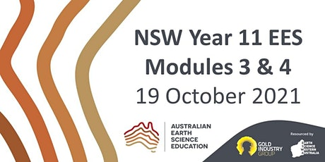 NSW Year 11 EES Overview and Resources for Modules 3 and 4 tickets