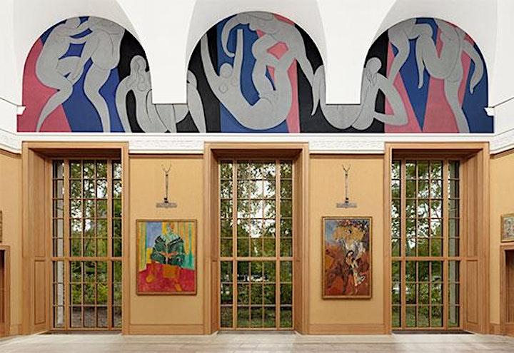Barnes Foundation Philadelphia: Highlights Tour - Livestream Art Program image