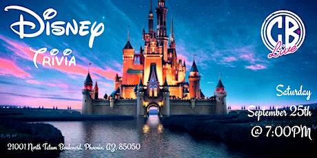 Disney Movie Trivia at CB Live tickets