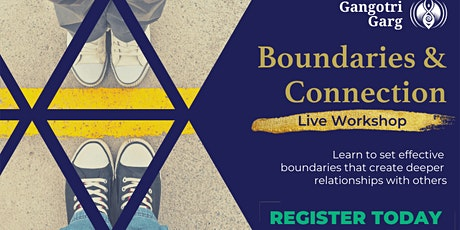 Boundaries & Connection tickets