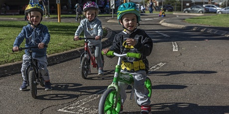 Little tikes on bikes - Wednesdays in October and November 2021 tickets