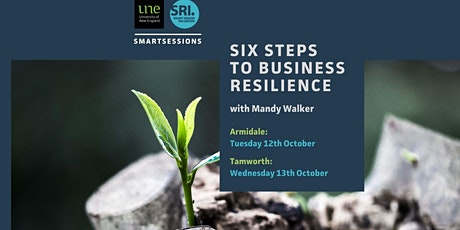 Six Steps to Business Resilience with Mandy Walker - TAMWORTH NSW tickets