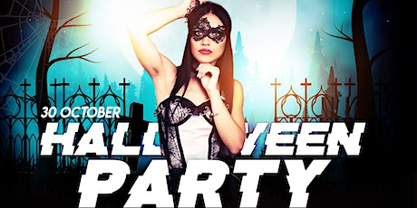 Halloween Costume Party @ The Graham Space tickets